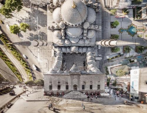 Turquia como você nunca viu! Conheça a arte digital de Aydın Büyüktaş
